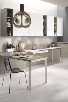SCAVOLINI_APPARENT REALITY_CUCINA 3D_VIRTUAL SET CUCINE MODERNE